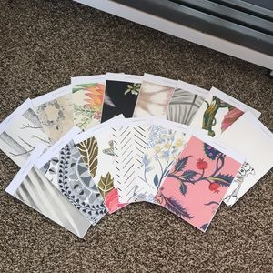 🆕 Anthropologie walls paper swatches